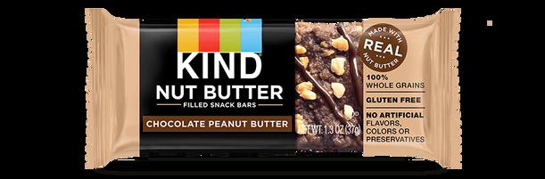 Nut Butter Filled snack bars