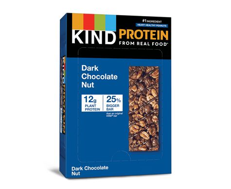 Dark Chocolate Nut