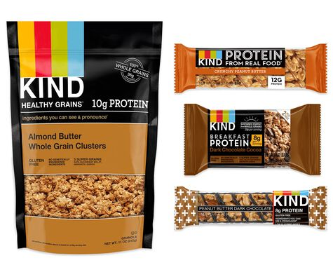KIND | Healthy Snacks | Wholesome Granola Bars & Clusters