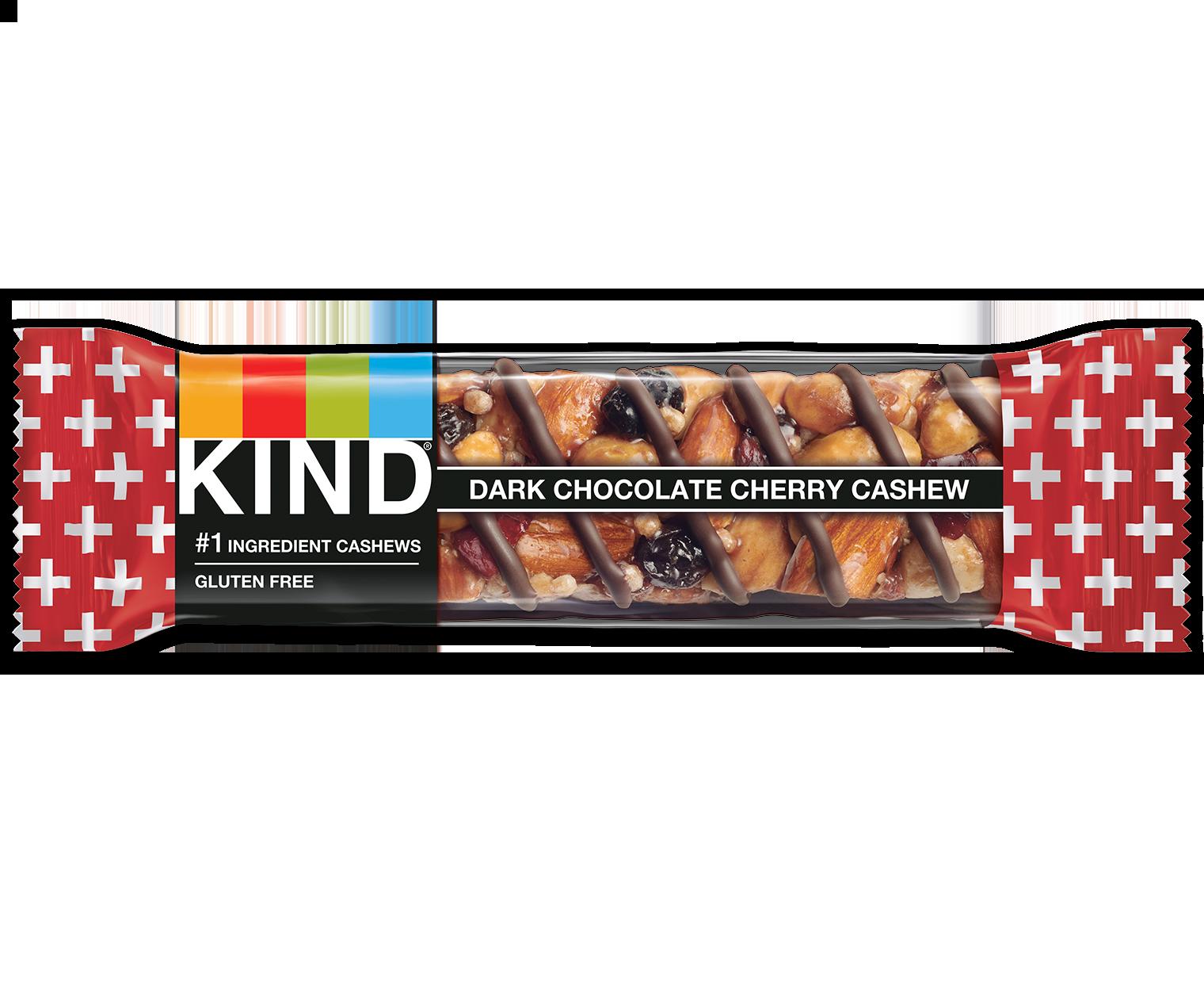 Dark Chocolate Cherry Cashew Antioxidants Bars Kind