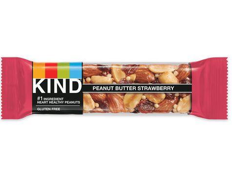 peanut butter & strawberry
