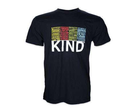 men's KIND quotes t-shirt