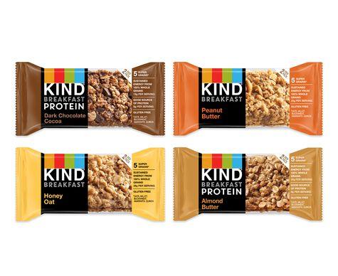 KIND breakfast variety pack