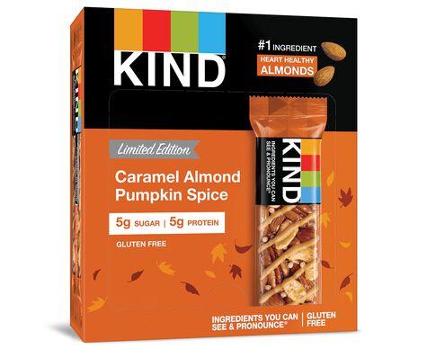 Caramel Almond Pumpkin Spice