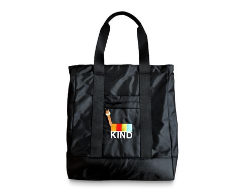 KIND™ laptop tote