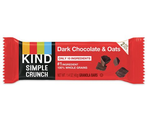 dark chocolate & oats