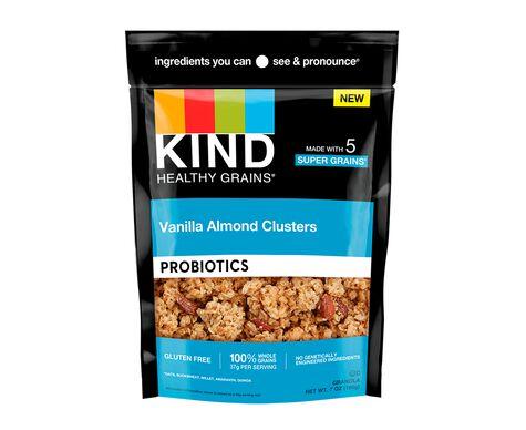 Vanilla Almond Probiotic Clusters