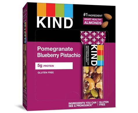 Pomegranate Blueberry Pistachio