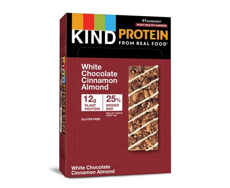 White Chocolate Cinnamon Almond