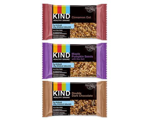 KIND healthy grains® bar 5g sugar variety pack