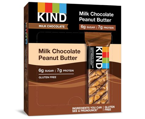 Milk Chocolate Peanut Butter