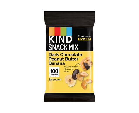 Dark Chocolate Peanut Butter Banana - 100 Calorie Packs