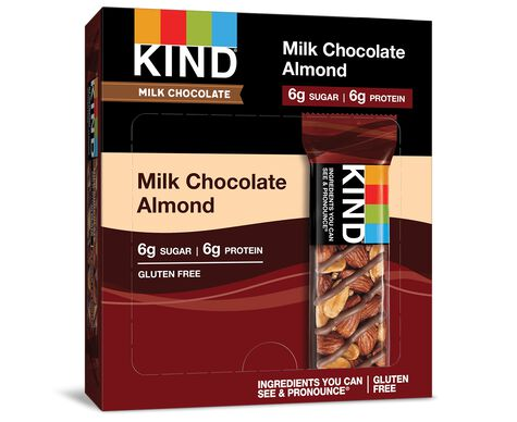 Milk Chocolate Almond