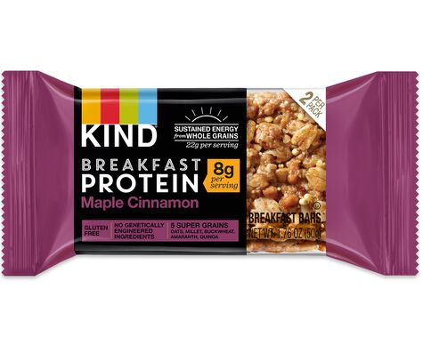 maple cinnamon protein