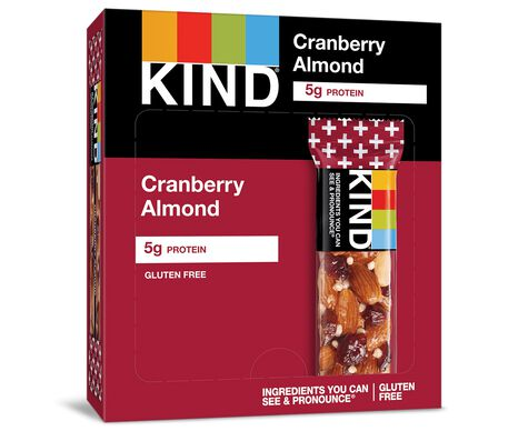 Cranberry Almond No MACC