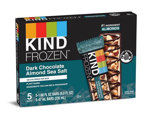 Dark Chocolate Almond Sea Salt