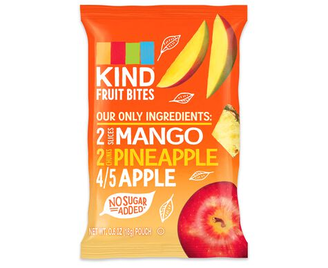 Mango Pineapple Apple