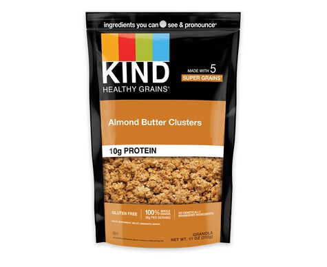 Almond Butter Clusters