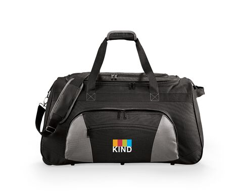KIND™ wheeled duffel bag