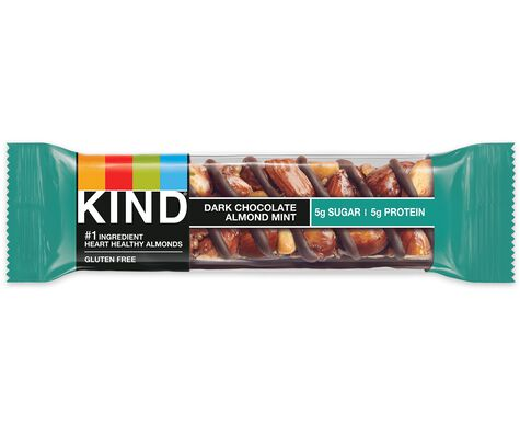 dark chocolate almond mint