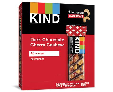 Dark Chocolate Cherry Cashew