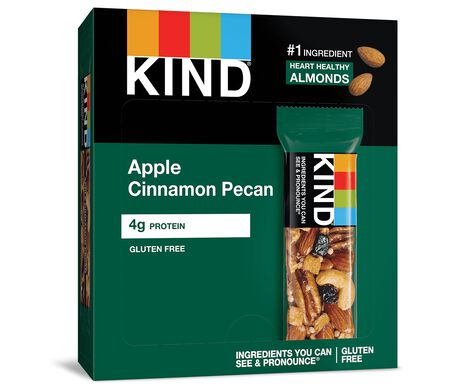 Apple Cinnamon Pecan