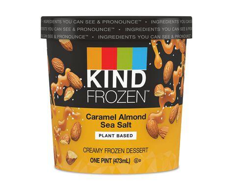 Caramel Almond Sea Salt