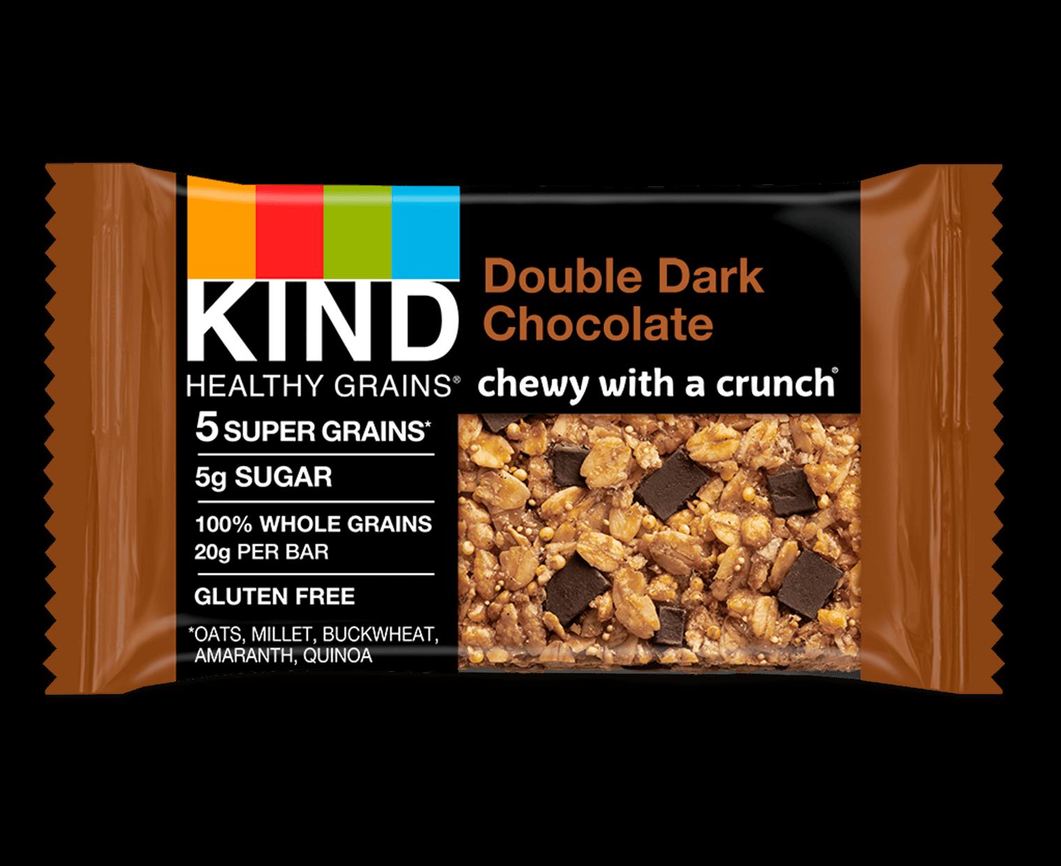 Double Dark Chocolate Bar Kind Snacks Bars Kind Snacks