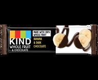 dark chocolate banana