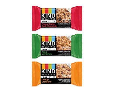kind breakfast probiotics variety pack