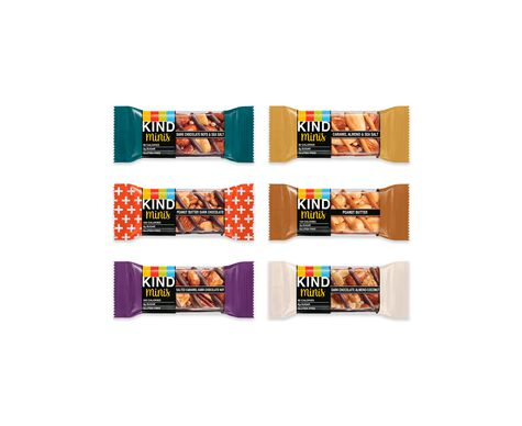 KIND Minis Variety Pack - 60 Count