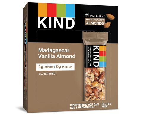 Madagascar Vanilla Almond