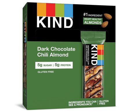 Dark Chocolate Chili Almond