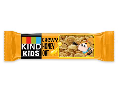 chewy honey oat