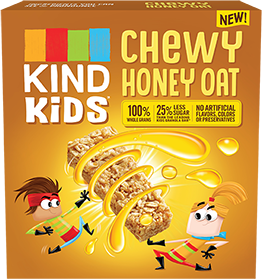 Honey Oat 6 Pack